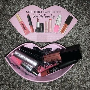 Sephora give me some lips set